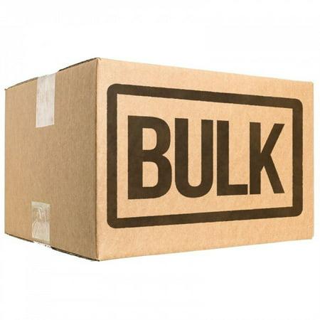 Rawhide Brand Eco Friendly Beef Hide Flat Spiral Rolls - Natural BULK - 36 Rolls - (3 x 12