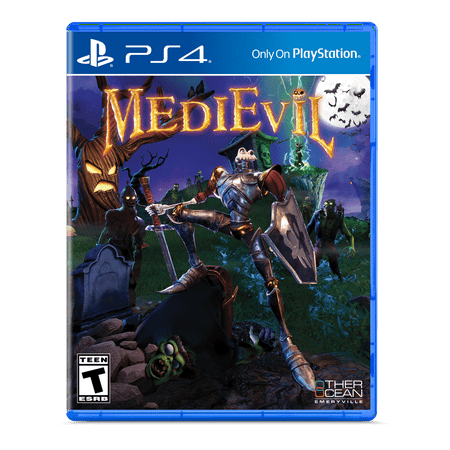 Medievil, Sony, PlayStation 4