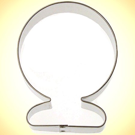 Goose Cookie (Snow Globe Cookie Cutter 3.5 in)