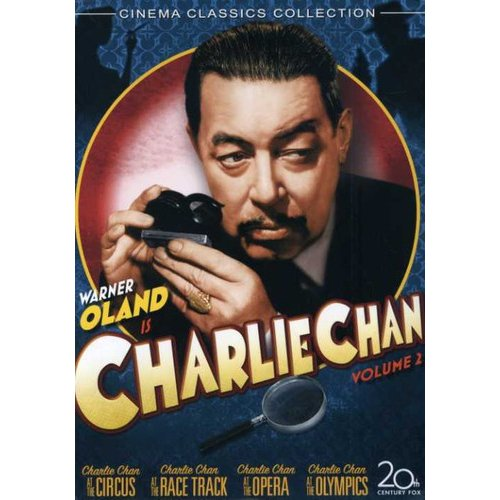 Charlie Chan Collection, Volume 2: At The Opera   At The Olympics   At The Race Track   At The Circus (Full... by TWENTIETH CENTURY FOX HOME ENT