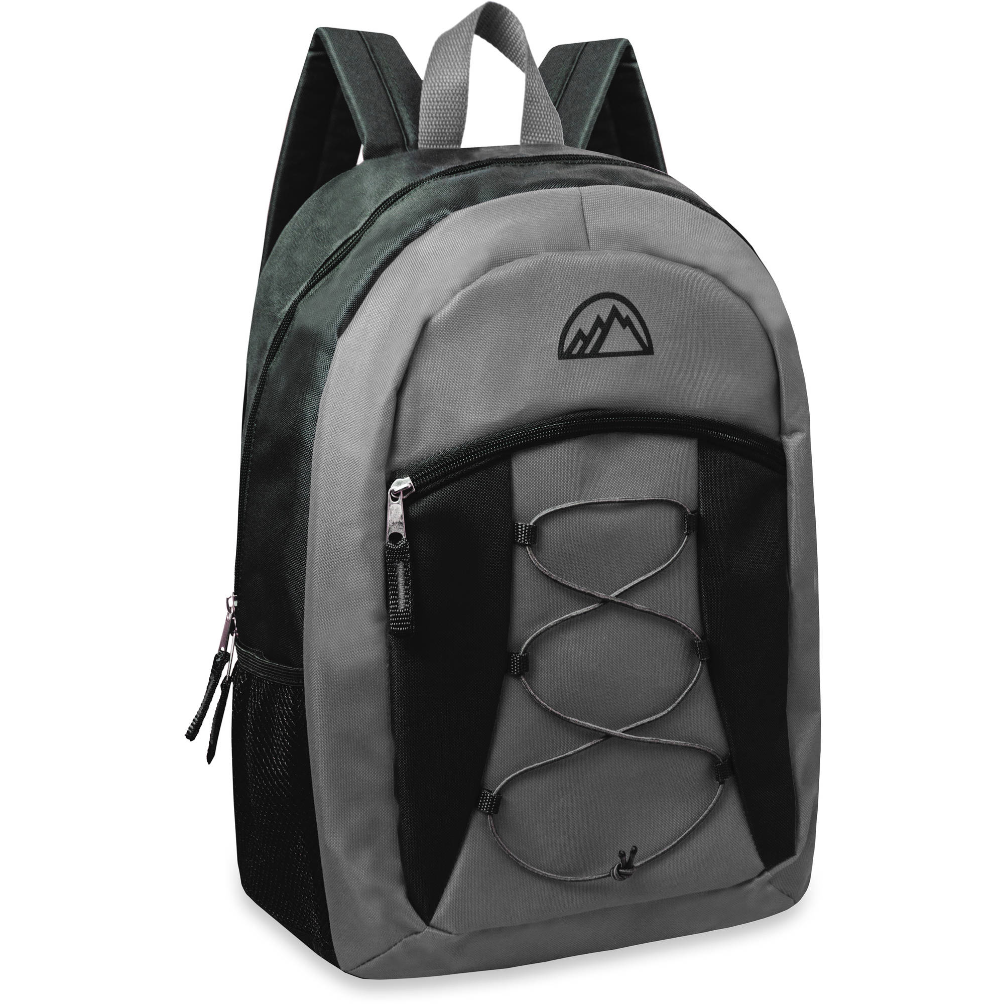 Mountain Edge 17'' Bungee Front Pocket Backpack