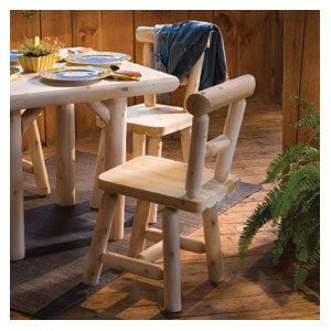 General Cage Rustic Natural Cedar Furniture Old Country S...