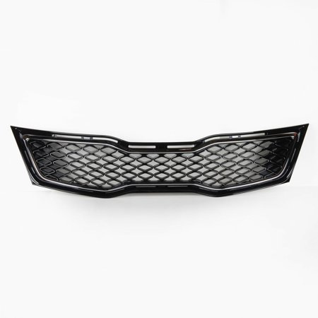 OEM Mesh type GDI Turbo version front radiator grill for Kia Optima 2011 (2014 Kia Optima Sxl Turbo 0 60)