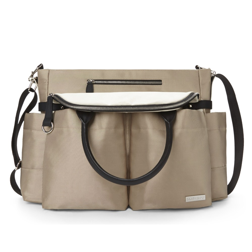 Chelsea Downtown Chic Diaper Bag - Champagne