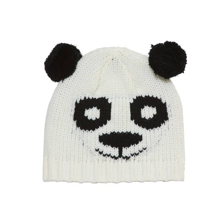 Youth Panda Bear Beanie ( 2 PACK ) - Panda Hat
