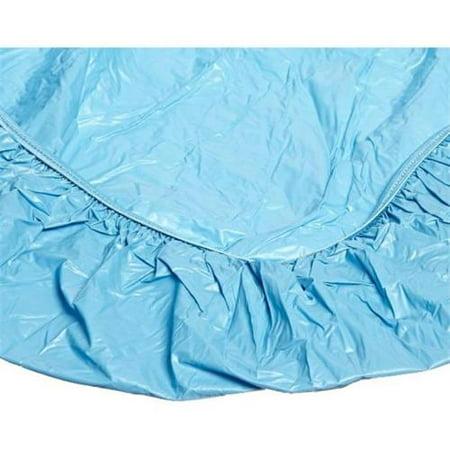 Kwik Covers 60PK-LIGHT BLUE 60 in. ROUND PACKAGED KWIK COVER-LIGHT BLUE