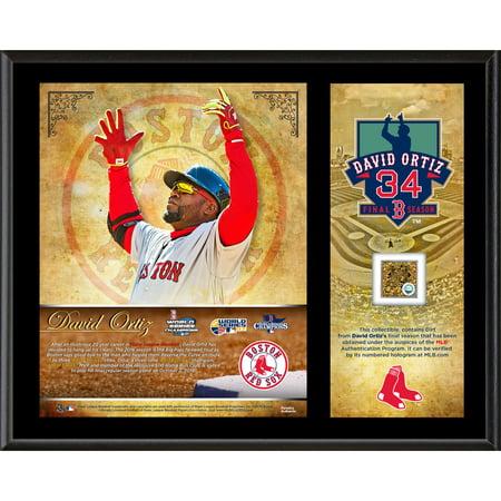 David Ortiz Boston Red Sox Fanatics Authentic 12