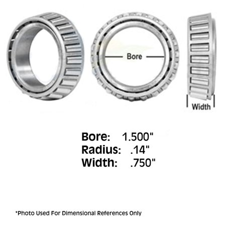 F62098 New Tapered Roller Bearing Cone Made for Case-IH