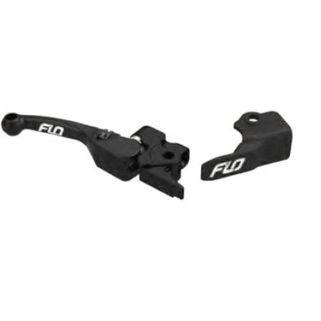- Flo Motorsports BL-712 160deg. OEM Replacement Brake Lever - Black