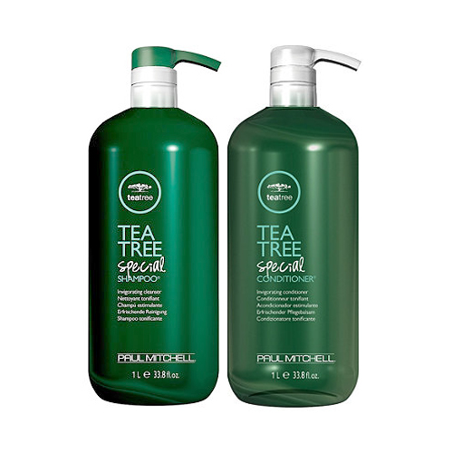 Paul Mitchell Tea Tree Special Shampoo and Special Conditioner Duo, 33.8 oz