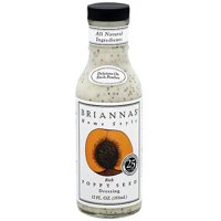 Brianna's Poppy Seed Dressing, 12 oz (Pack of 6)
