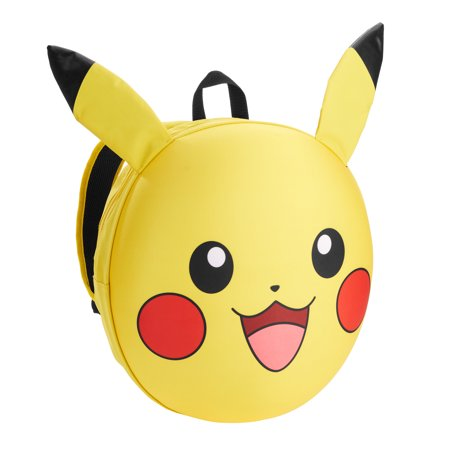 Unisex Pikachu 3D Molded Backpack - Pikachu Girl