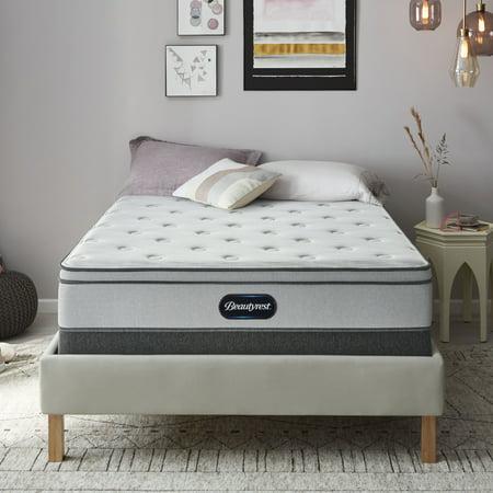 Beautyrest BR800 Plush Euro Top Queen Adjustable Base Mattress