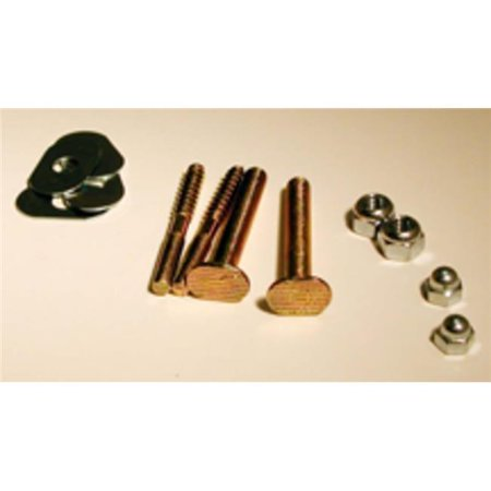 LDR 503 3130 Toilet Flange Bolt And Screw Set, 1/4