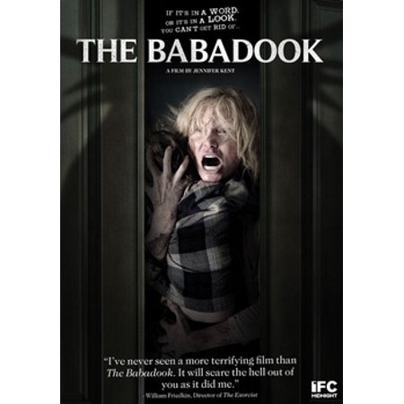 The Babadook (DVD) - Movies For Tweens