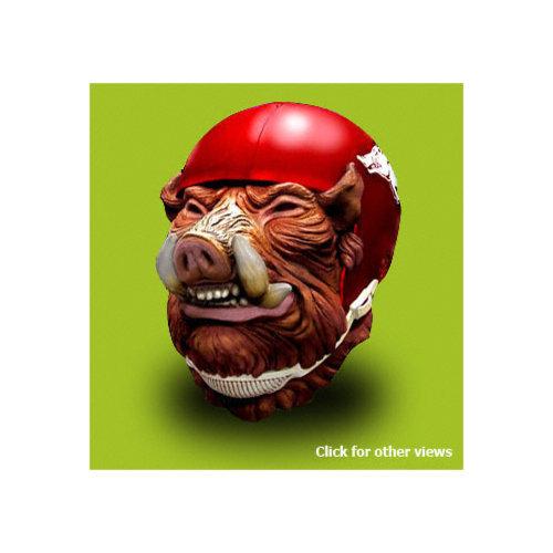 NCAA - Arkansas Razorbacks Battlehead Mask