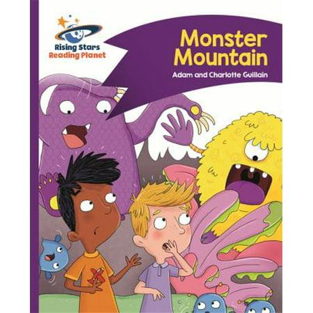 READING PLANET MONSTER MOUNTAIN PURPLE C