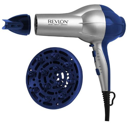 Revlon Perfect Heat Pro Stylist Shine Booster Hair Dryer 1 ea (Pack of 4)