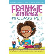 Frankie Sparks and the Class Pet - eBook