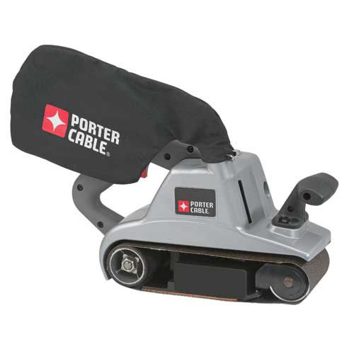 Porter-Cable 362V 4 in. x 24 in. Variable-Speed Sander with Dust Bag by Porter Cable