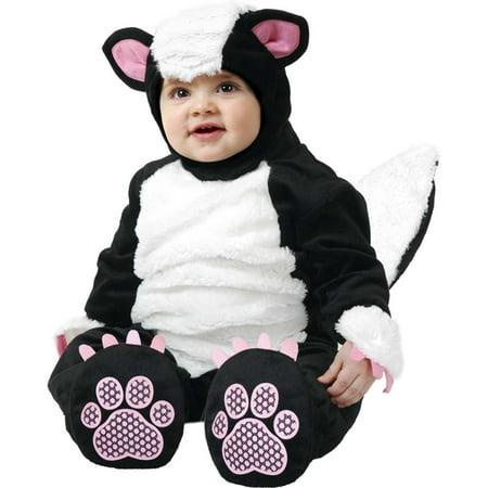 Little Skunk Infant Costume](Infant Skunk Costume)