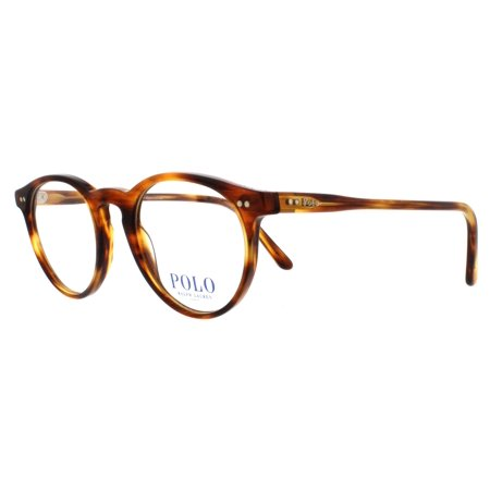 POLO Eyeglasses PH2083 5007 Havana Striped (Ralph Lauren Havana Sunglasses)