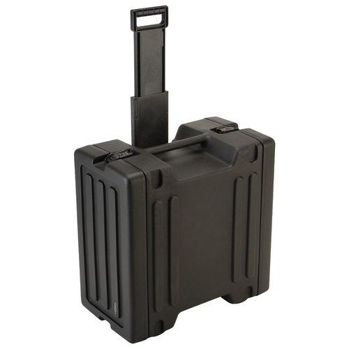 SKB Cases 6U Roto Rolling Rack in Black