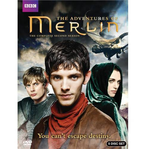 The Adventures Of Merlin: The Complete Second Season (Widescreen)