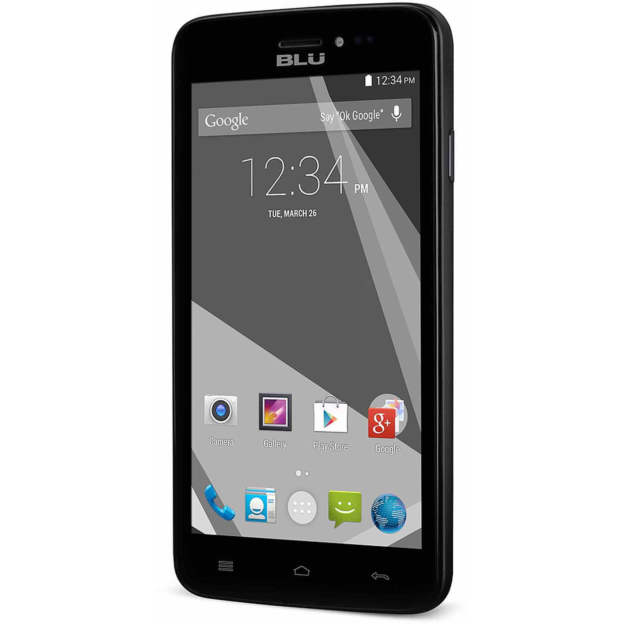 BLU Studio 5.0 C D536u GSM Dual-SIM Android Smartphone (Unlocked)