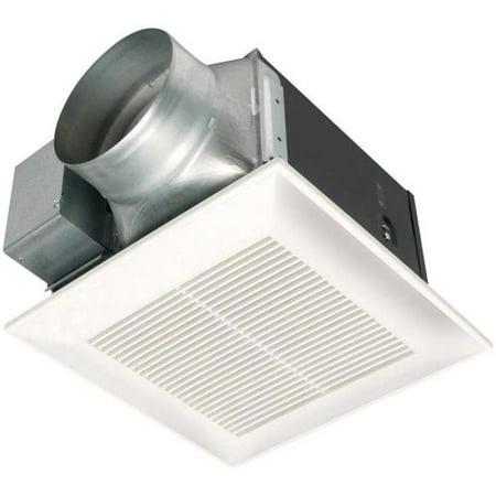 Panasonic WhisperCeilng Bathroom Fan, 190 CFM, 1.3 sone APPA20VQ3