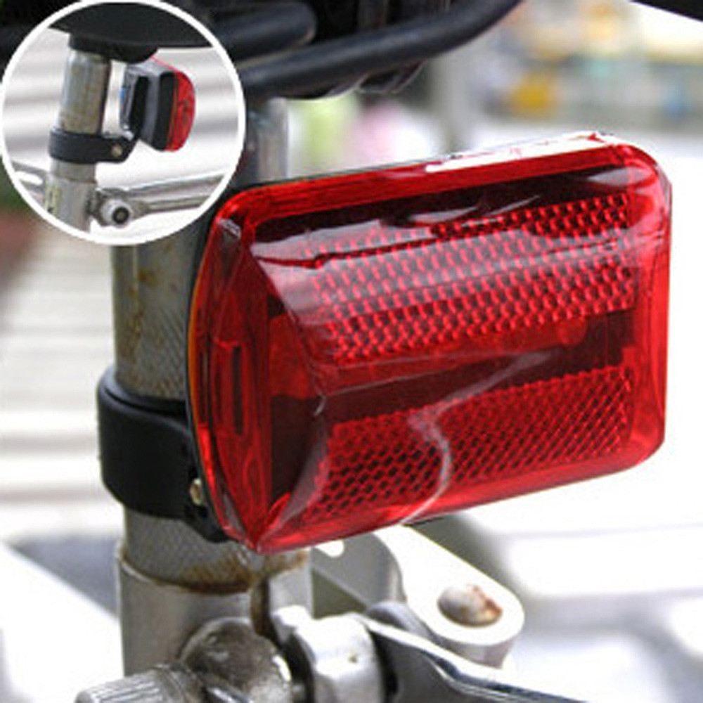 Bicycle 5LED Bicycle Taillights Warning Lights