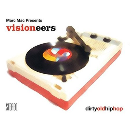 Dirty Old Hip Hop (Vinyl) - Hip Hop Halloween Playlist