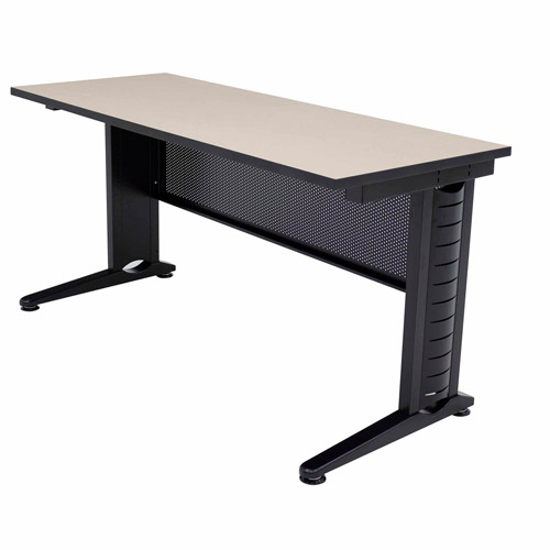 "Regency Seating 60"" x 24"" Training Table, with Melamine Laminate Table Top"