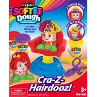 Cra-Z-Art Softee Dough Hairdooz Hair Shop Set