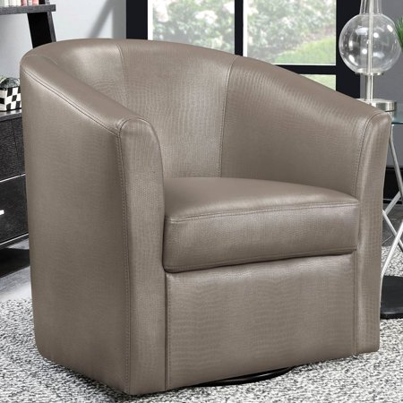Awesome A Line Furniture Contemporary Living Room Swivel Barrel Style Accent Chair Bralicious Painted Fabric Chair Ideas Braliciousco