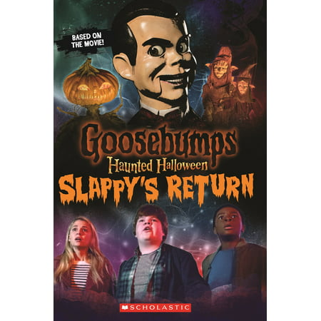 Haunted Halloween: Slappy's Return (Paperback) - Halloween Books For Kindergarteners