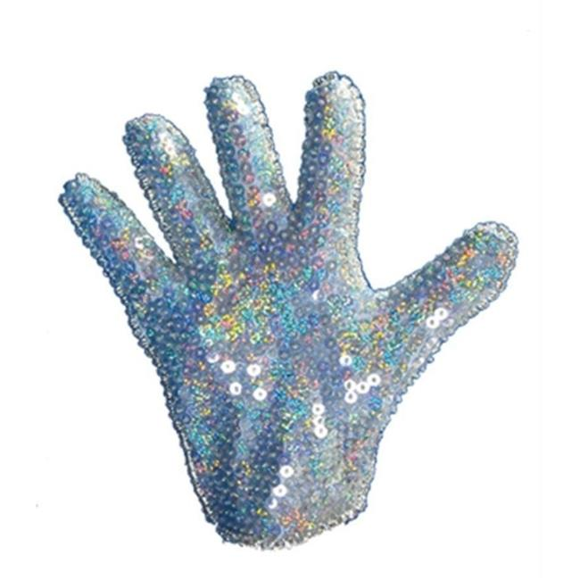 Costumes For All Occasions Ur17006 Glove White Sequin
