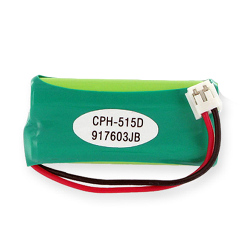 """GE 36407 Cordless Phone Battery Ni-MH 1X2AAA/D, 2.4 Volt, 750 mAh - Ultra Hi-Capacity - Replacement for Rechargeable Battery"""