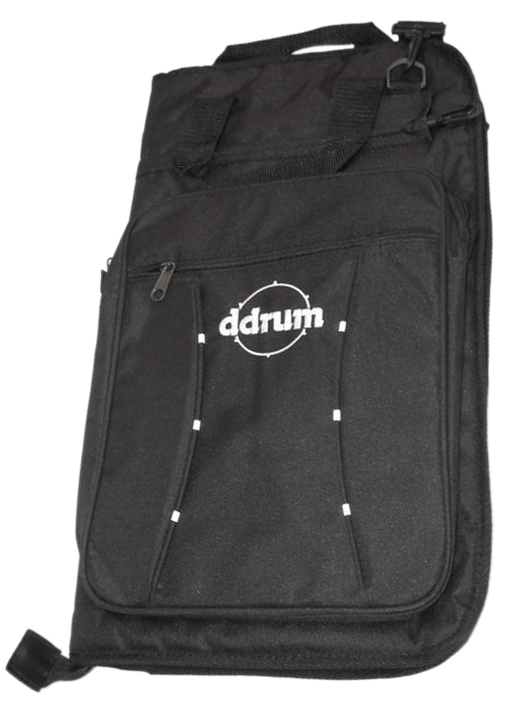 ddrum Stickbag: Deluxe, Black by ddrum