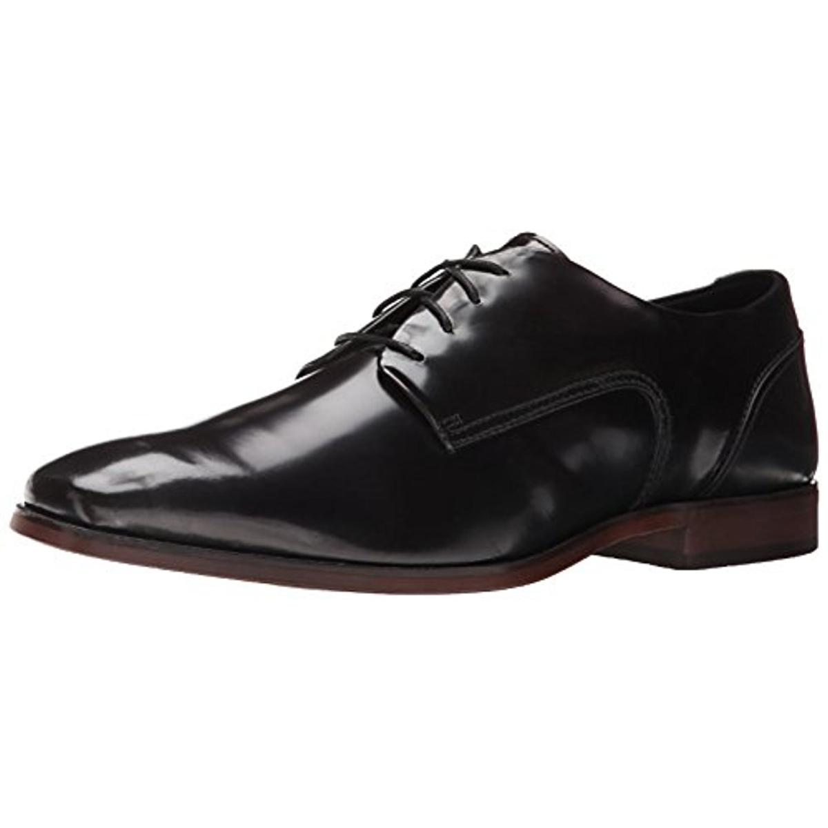 Florsheim Mens Sonic Plain Ox Leather Formal Derby Shoes by Florsheim