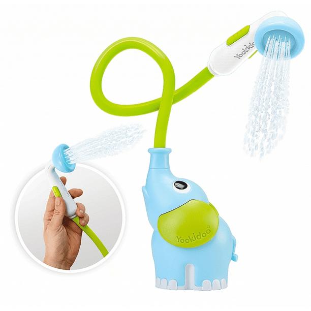 Yookidoo Elephant Baby Shower Bath Toy Walmart Com