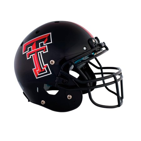 Texas Tech Red Raiders Fathead Giant Removable Helmet Wall Decal - No