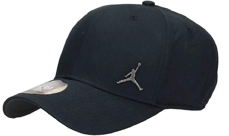 43e3e700a20 Nike - Jordan Classic99 Metal Jumpman Hat 899657 010 - Walmart.com
