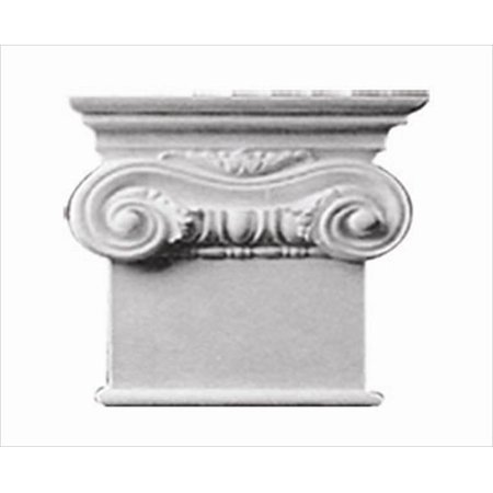 American Pro Decor 5Apd10281 9 75 X 8 25 In  Right Sided Capital