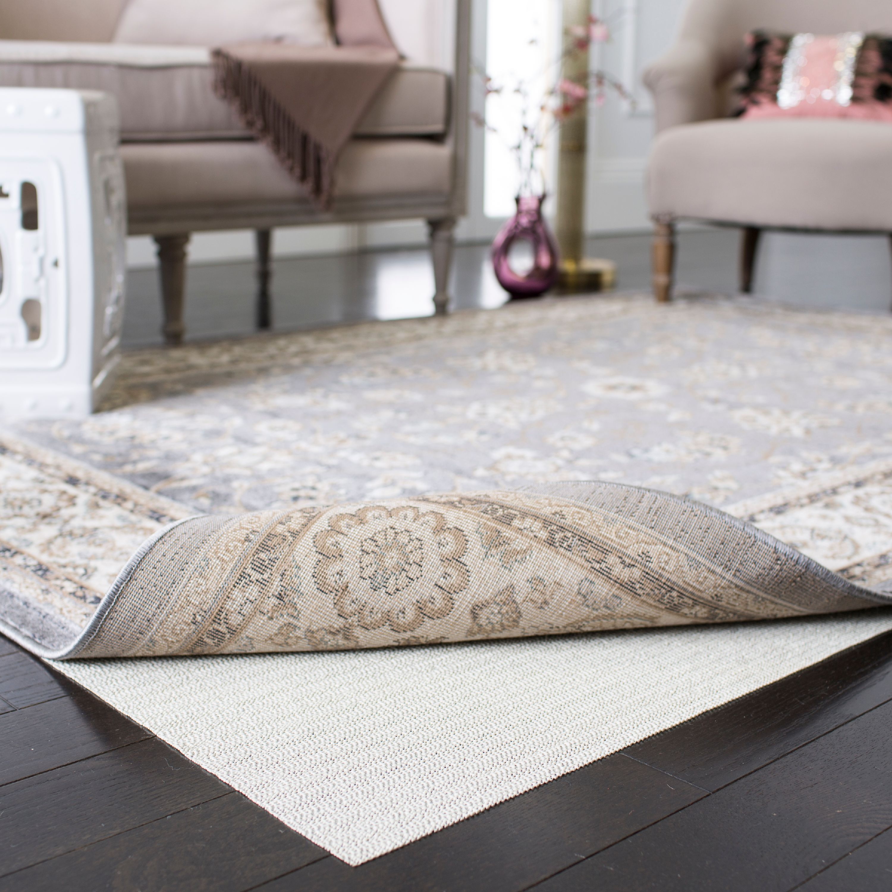 Safavieh Deluxe Ultra Rug Pad for Hardwood Floor