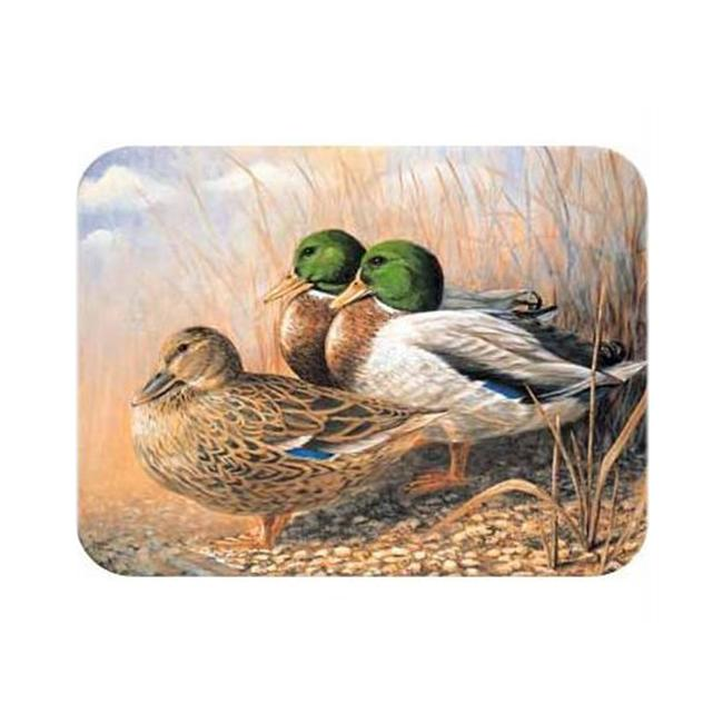 McGowan TT00192 Tuftop Mallards Cutting Board Mallards- Medium
