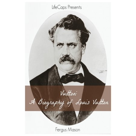 Vuitton : A Biography of Louis Vuitton You know the brand, but not the man; take a look at the genius that created one of the most recognizable brands in the world with this biography.