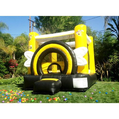 JumpOrange DuraLite Busy Bee Bounce House