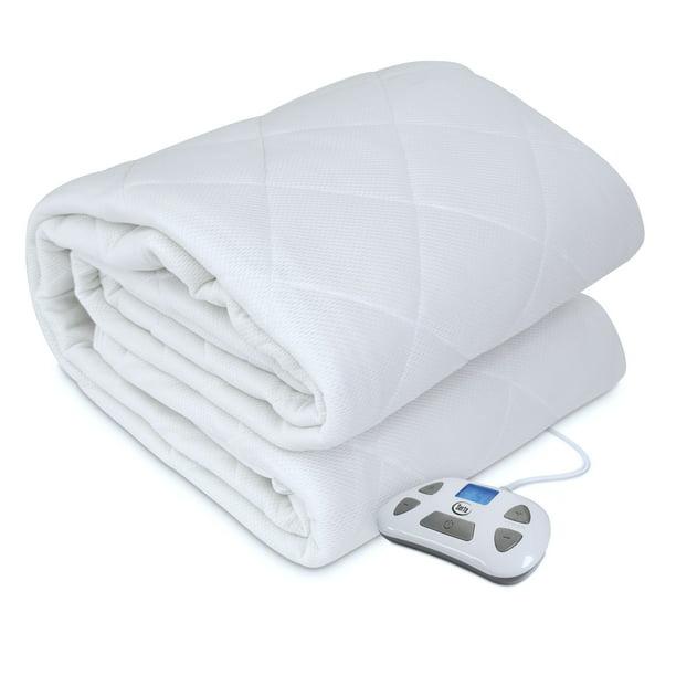 Latex mattress electric pad