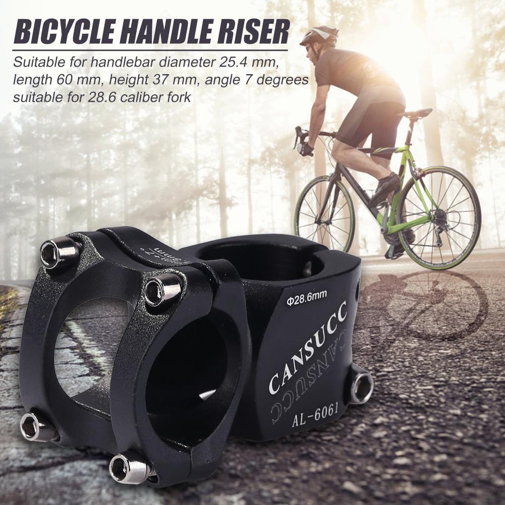 7 Degree Bicycle Stem 31.8mm Mountain MTB Road Bike Handlebar Fork Cycling Parts